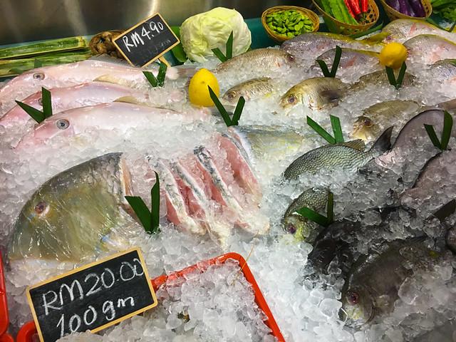 Bubu Grill Seafood Kepong - Fresh Seafood