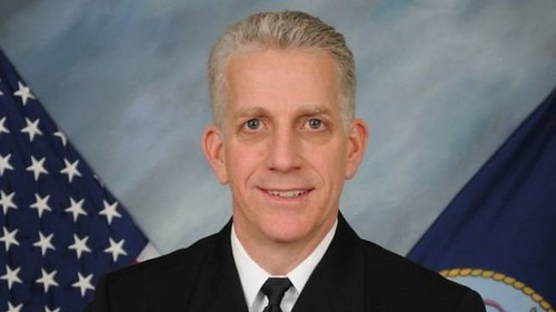 Адмірал США брав хабарі секс-вечірками
