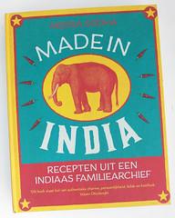 Indiaas Kookboek Made in India
