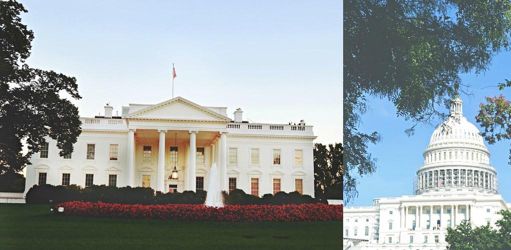 Washington D.C. | via It's Travel O'Clock