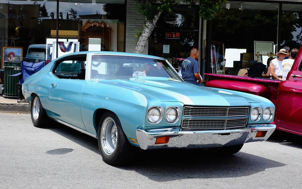 Car Show Saratoga Ca
