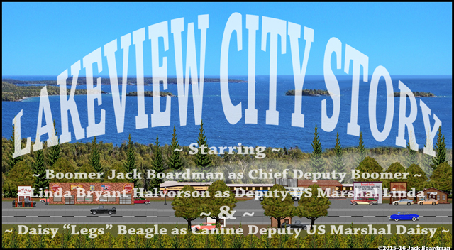 Lakeview City Story Banner 2