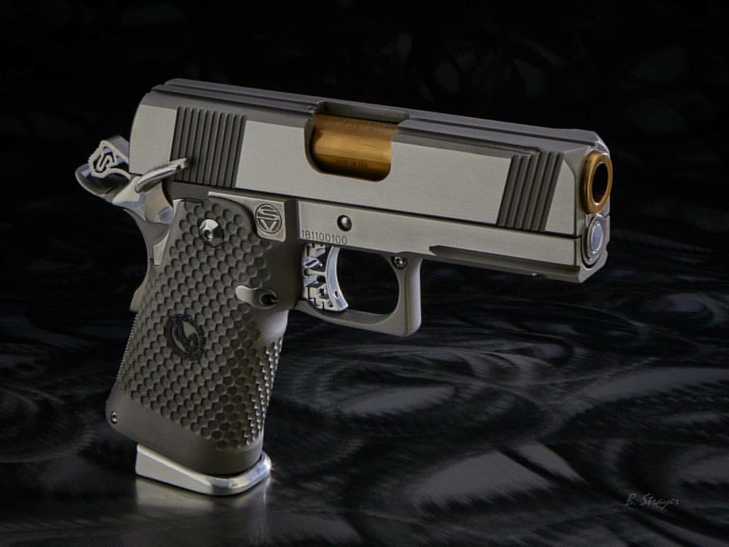 Infinity Firearms Stainless Steel Tiki 3 75 Quot Officer Inf