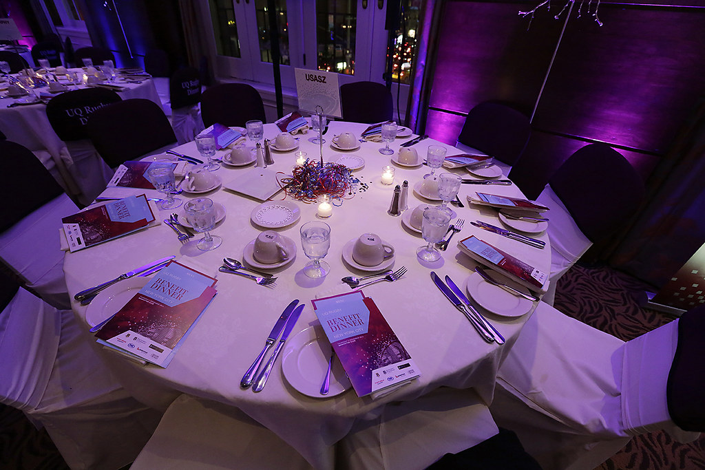 UQ Rugby Benefit Dinner 2015 in NYC