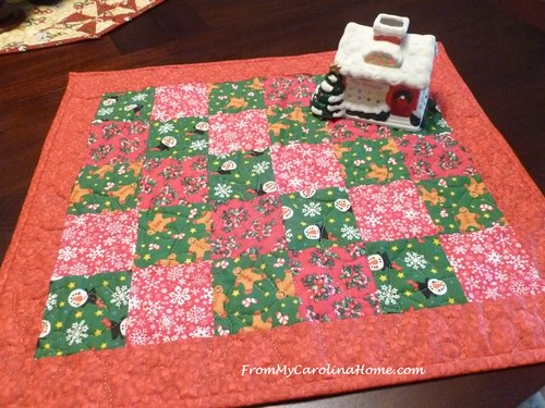 Quick Christmas squares 10 | by Carole @ From My Carolina Home
