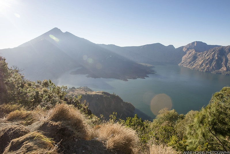 Mount Rinjani Trek