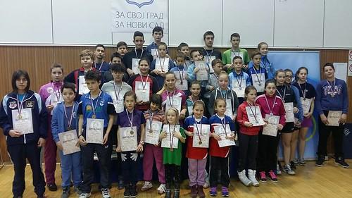 Svetosavski turnir (januar, 2017)