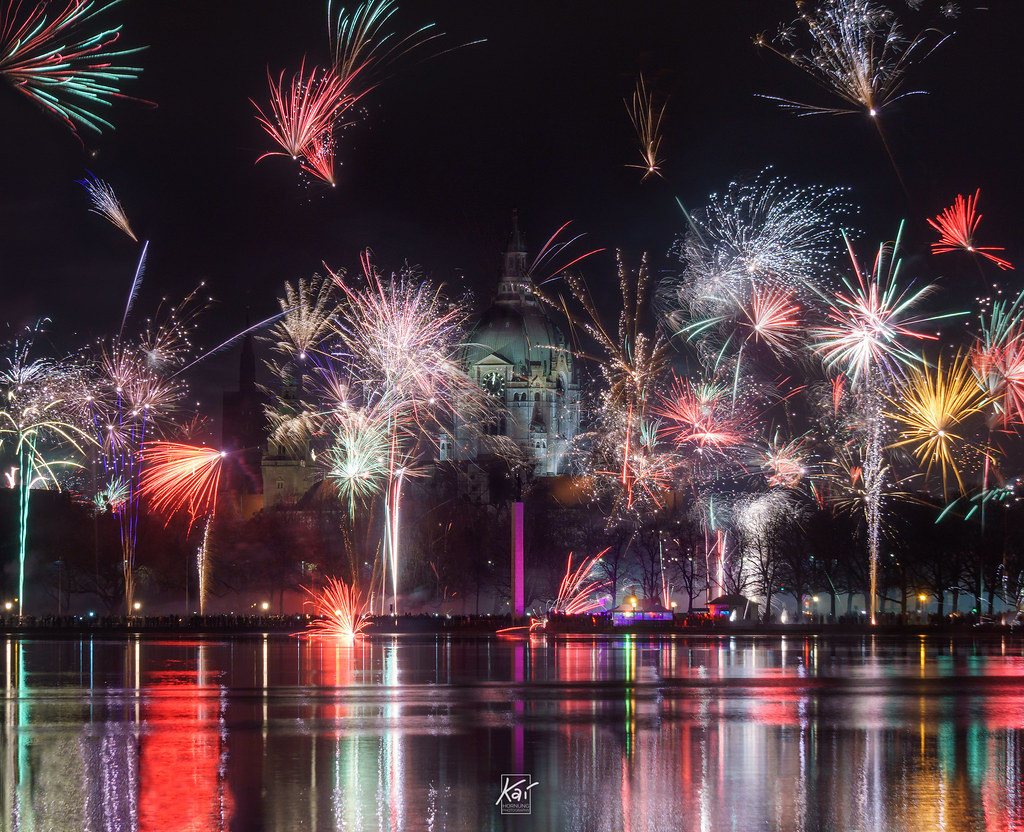 Silvester in Hannover | Frohes neues Jahr aus Hannover, lieb… | Flickr
