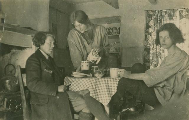 Vera Jack Holme, 1918