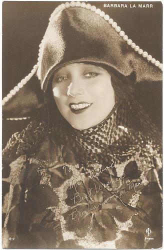 Barbara LaMarr