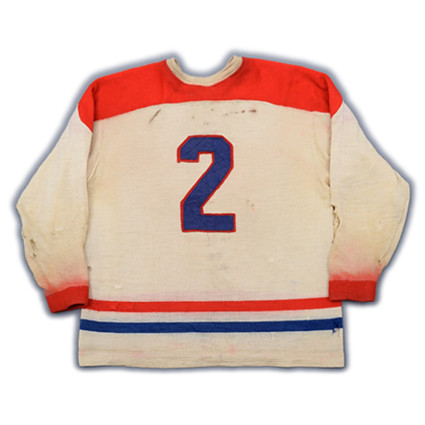 Montreal Canadiens 1959-60 B jersey