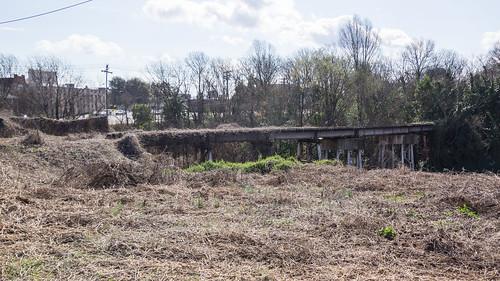 Abandoned trestle - 3