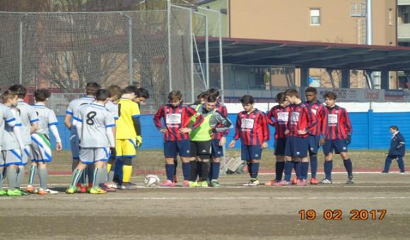 Giovanissimi Regionali, Virtus - Castelnuovo 1-2