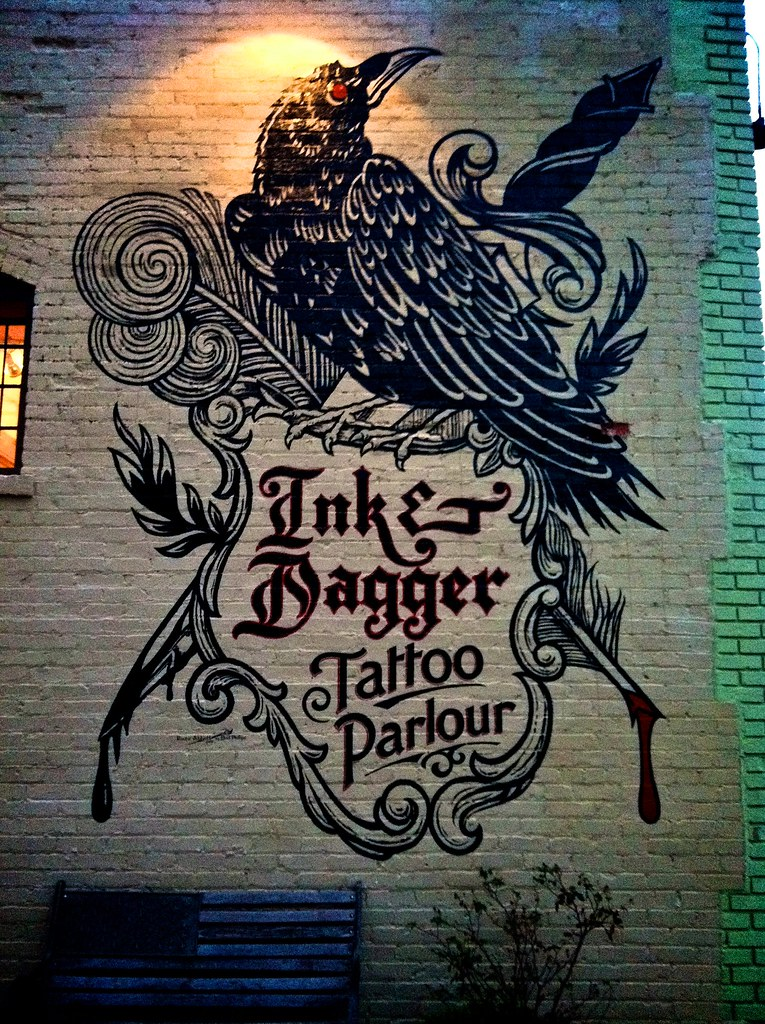 Ink & Daggers