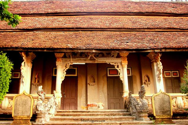 Wat Luang Pakse Laos