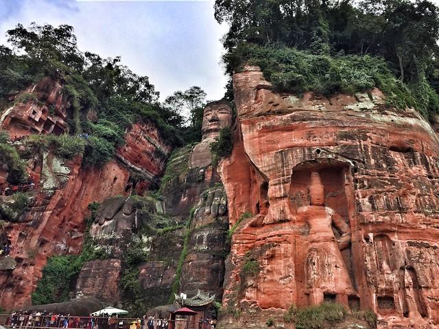 Buda de Leshan (Sichuan, China)