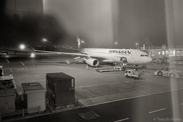 HA856, A330