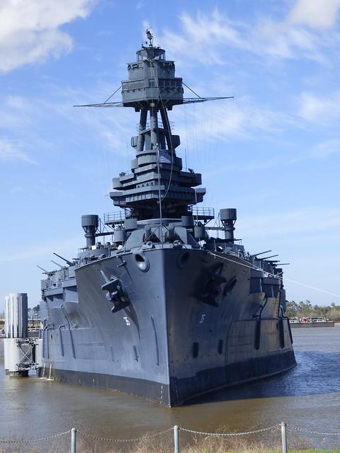 Battleship USS Texas The Electronic Nomad