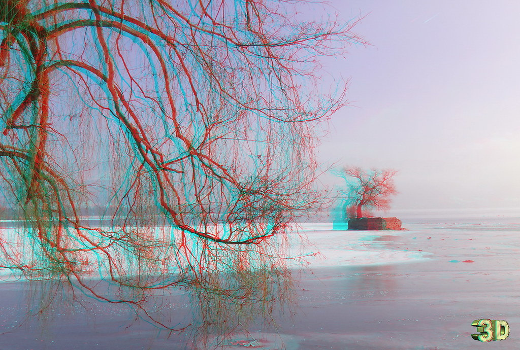 Lindau Bodensee 3d Anaglyph 3d Lambo Photo Flickr