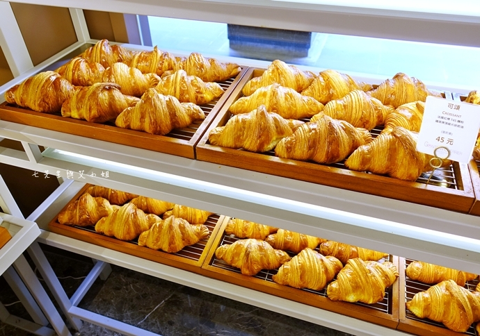 22 Gontran Cherrier Bakery Taipei 限購6個法國超人氣排隊可頌 食尚玩家 台北大雞大利食來運轉特別企劃