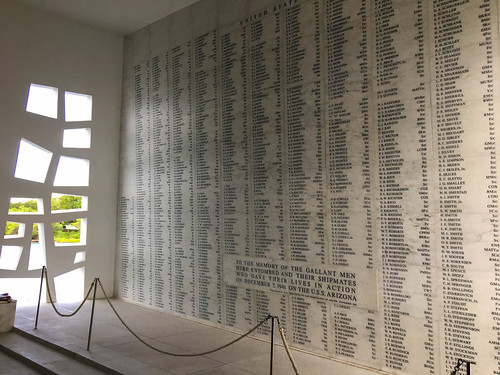 Names of the Arizona's Fallen
