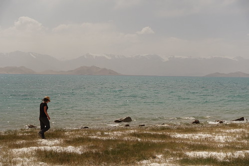 Le lac de Karakul