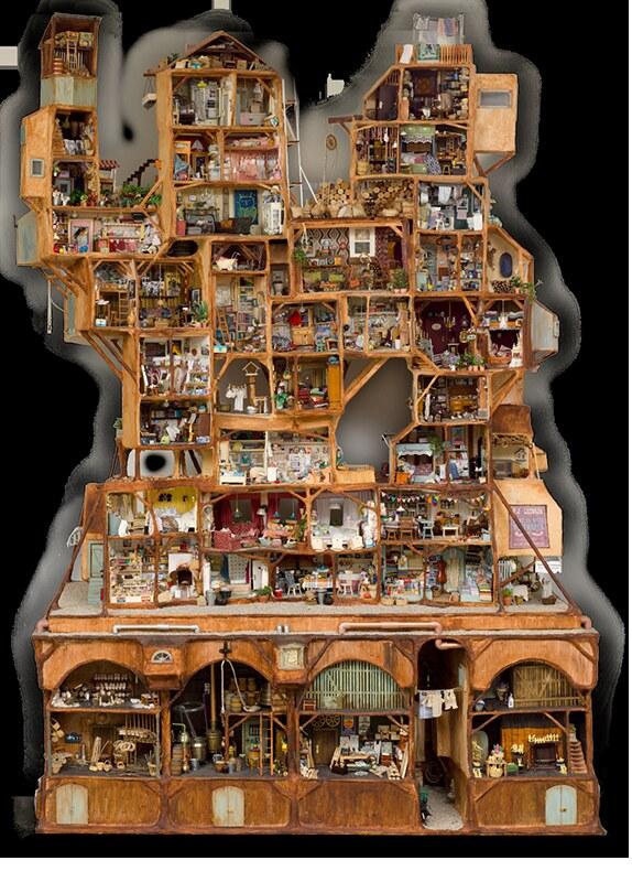 Alegna y el lobo la casa de los ratones - La casa dels ratolins ...