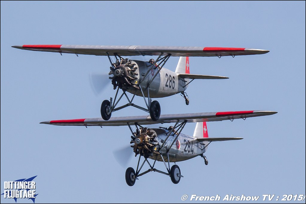 Dewoitine D.26, Dittinger Flugtage 2015 , Internationale Dittinger Flugtage, Meeting Aerien 2015