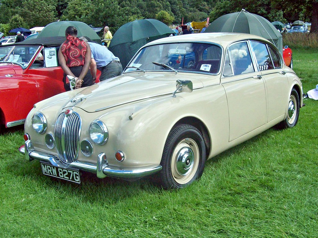 107 Jaguar 340 (1968) | Jaguar 340 (1967-69) Engine 3442cc ...