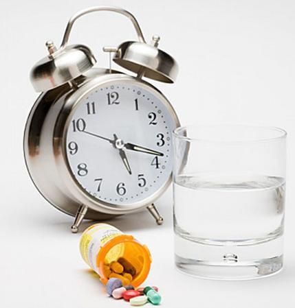 Uống thuốc đúng giờ là một yếu tố quan trọng trong điều trị tiểu đường