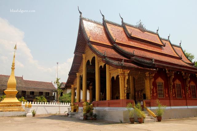 Wat Sensoukharam Luang Prabang Laos
