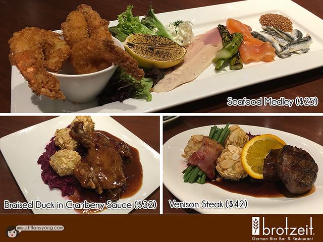 Brotzeit 2016 Christmas Dishes