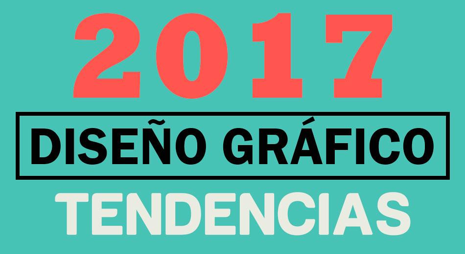 Principales Tendencias en Diseño Gráfico para 2017