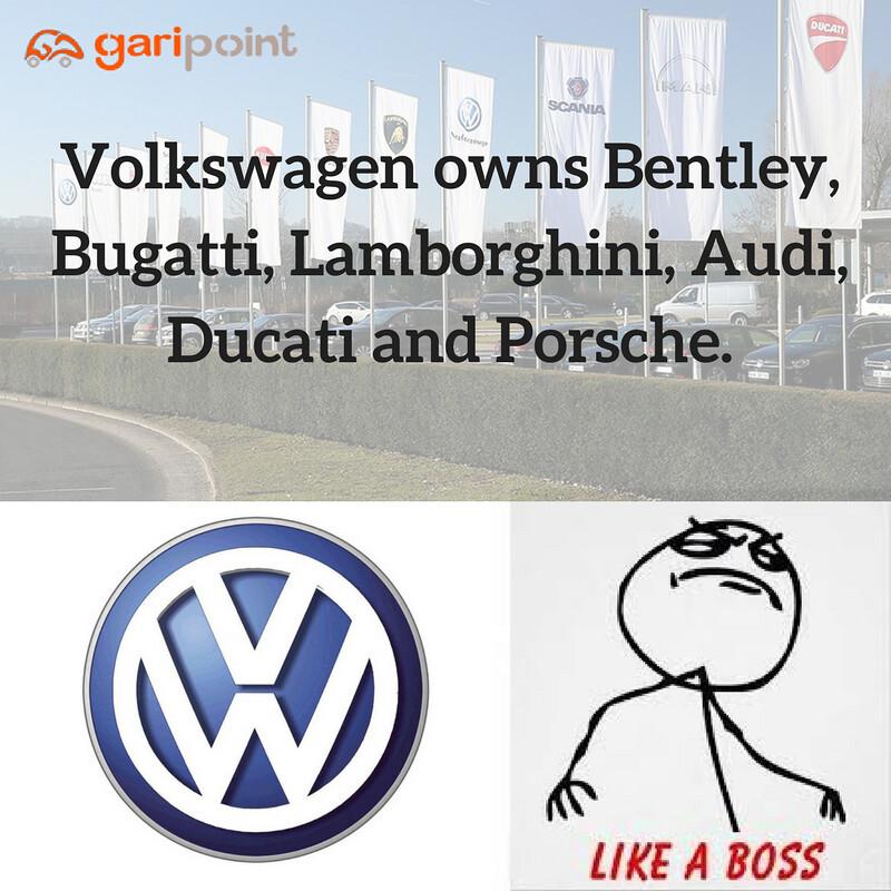 Volkswagen Owns Bentley Bugatti Lamborghini Audi Ducat Flickr