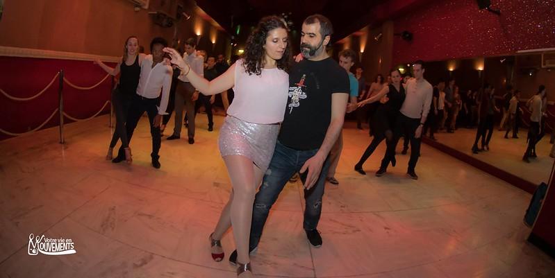 Rétro Dancing Soirée salsa portoricaine