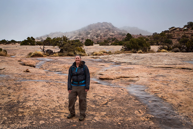 Wet Sandstone