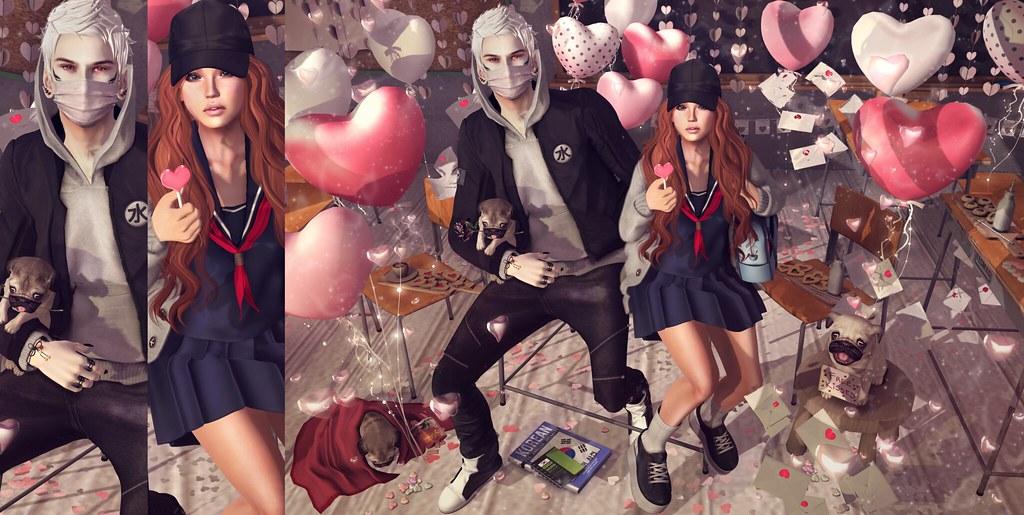 High School Valentine.