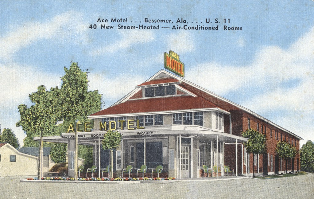 Ace Motel - Bessemer, Alabama