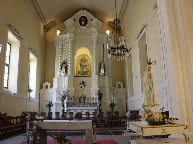 biserica santo domingo 1 obiective turistice macao