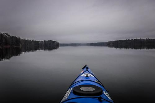 Kayaking Lake Robinson-001