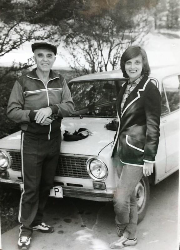 Лилли и отец