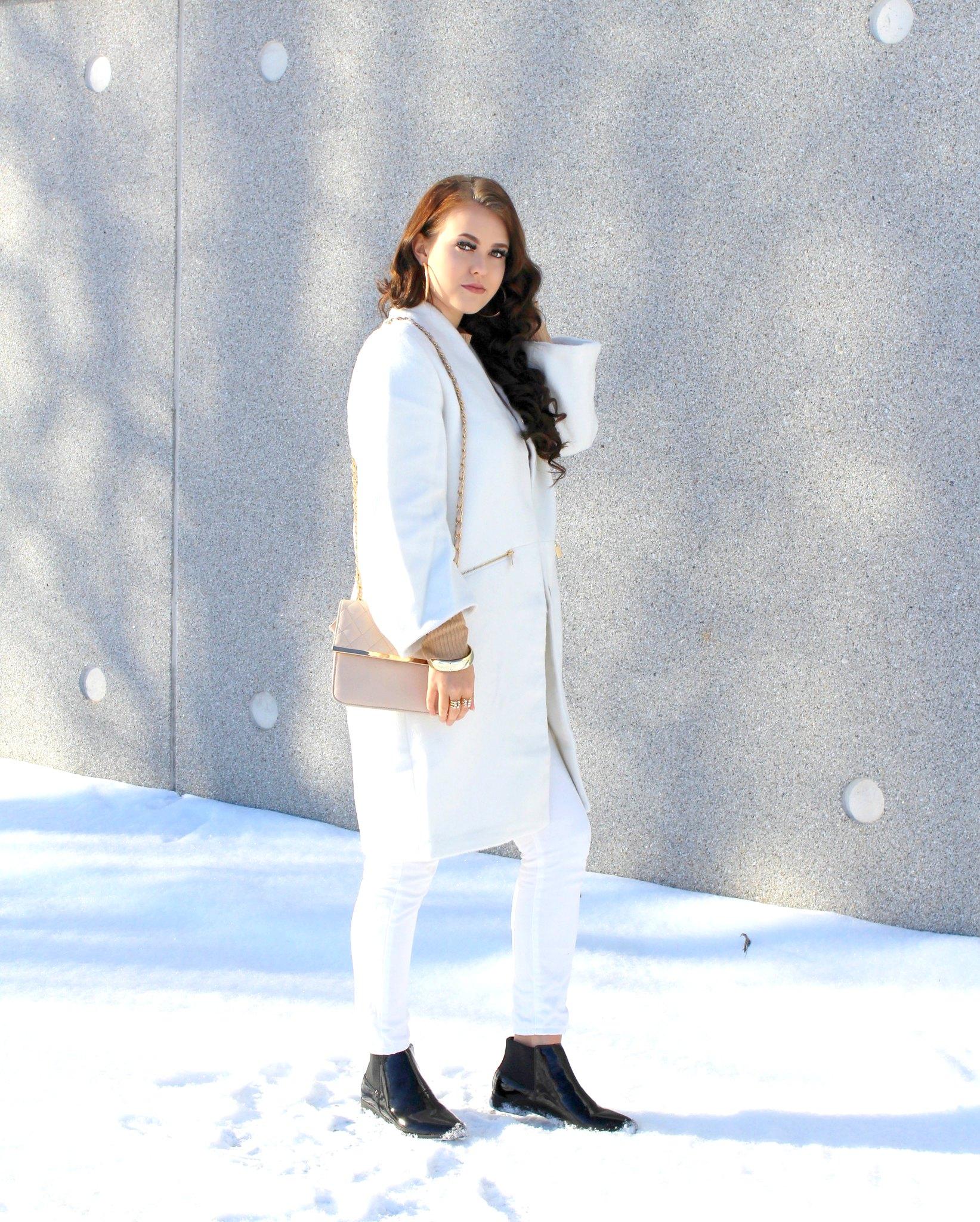 White jacket 2