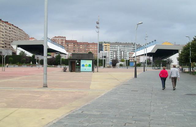 Estadio Municipal Roman Suarez Puerta, Avilés