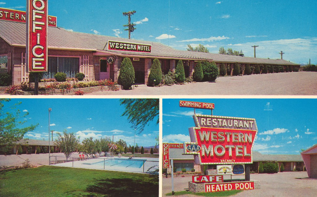 Western Motel - Deming, New Mexico