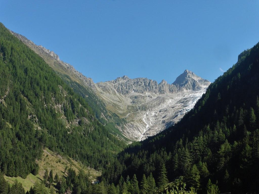 Tour du mont blanc glacier du trient fen tre d 39 arpette for Fenetre d arpette