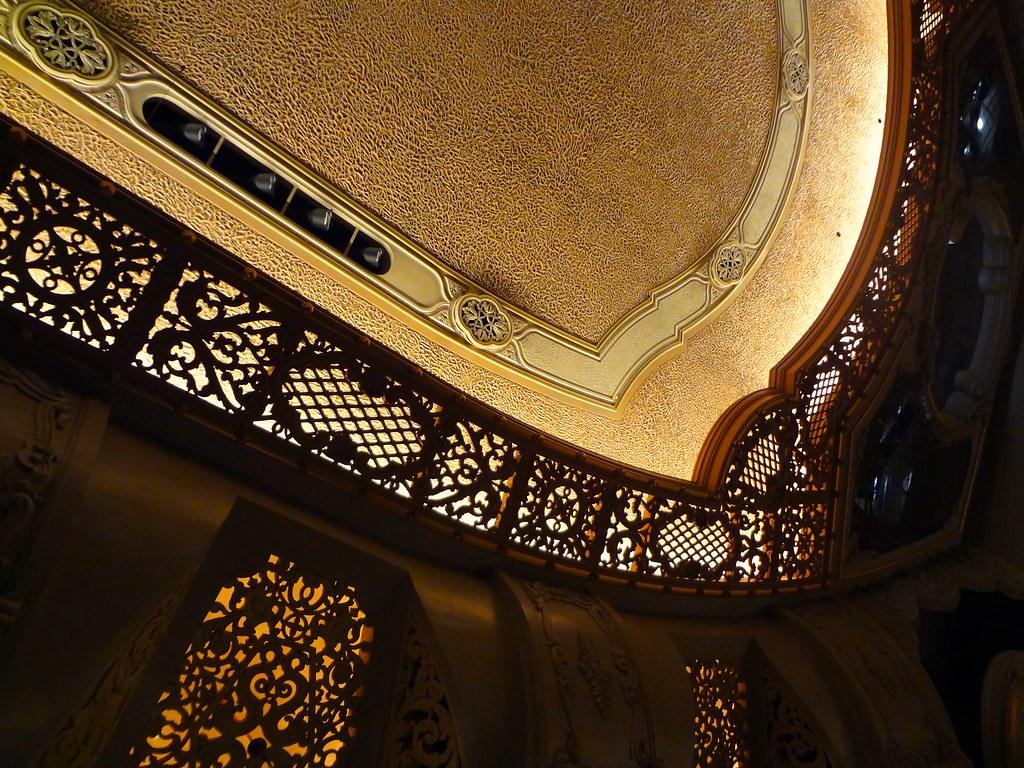 Ceiling Arlene Schnitzer Concert Hall Earthlandia Flickr - Arnold schnitzer concert hall