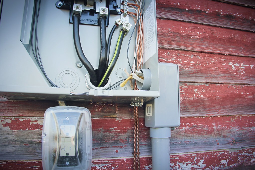 A common question on tiny house forums is in regards to electricity.