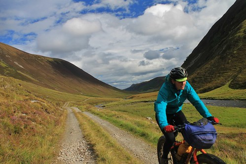 Riding up Gleann Mor | by Pikes On Bikes