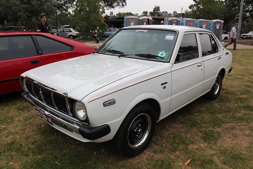 1978 Toyota Corolla Ke55 Se Sedan The Corolla Was