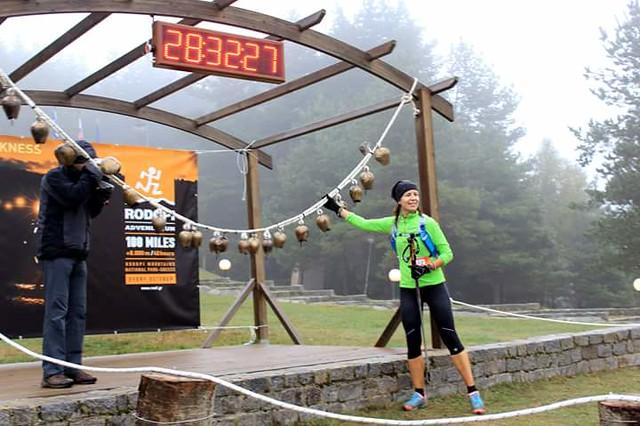 Tερματισμός στο Rodopi Advendurun 2016!